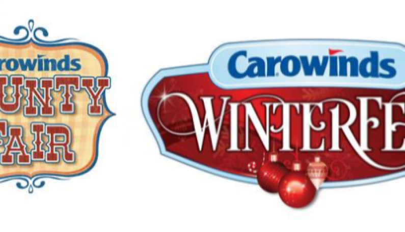 "NEW ""CLASSIC"" THRILL RIDES AND WINTERFEST HOLIDAY FESTIVAL COMING TO CAROWINDS IN 2017"