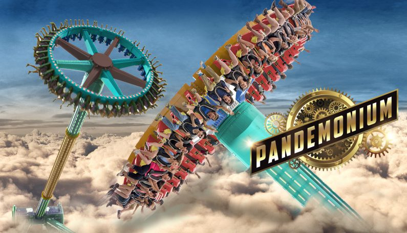 Tallest Swinging Pendulum Ride in the Southeast to Open at Six Flags Over Georgia